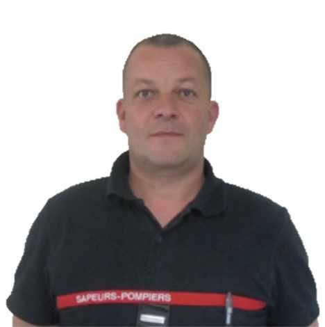 Adjudant-Chef  Olivier BONNET