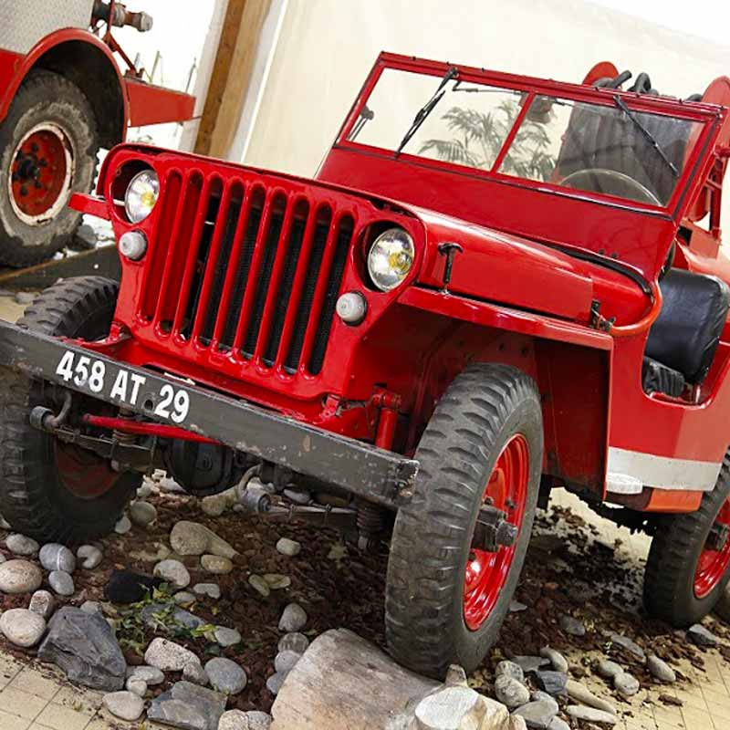 Jeep Willys Ford Hotchkiss
