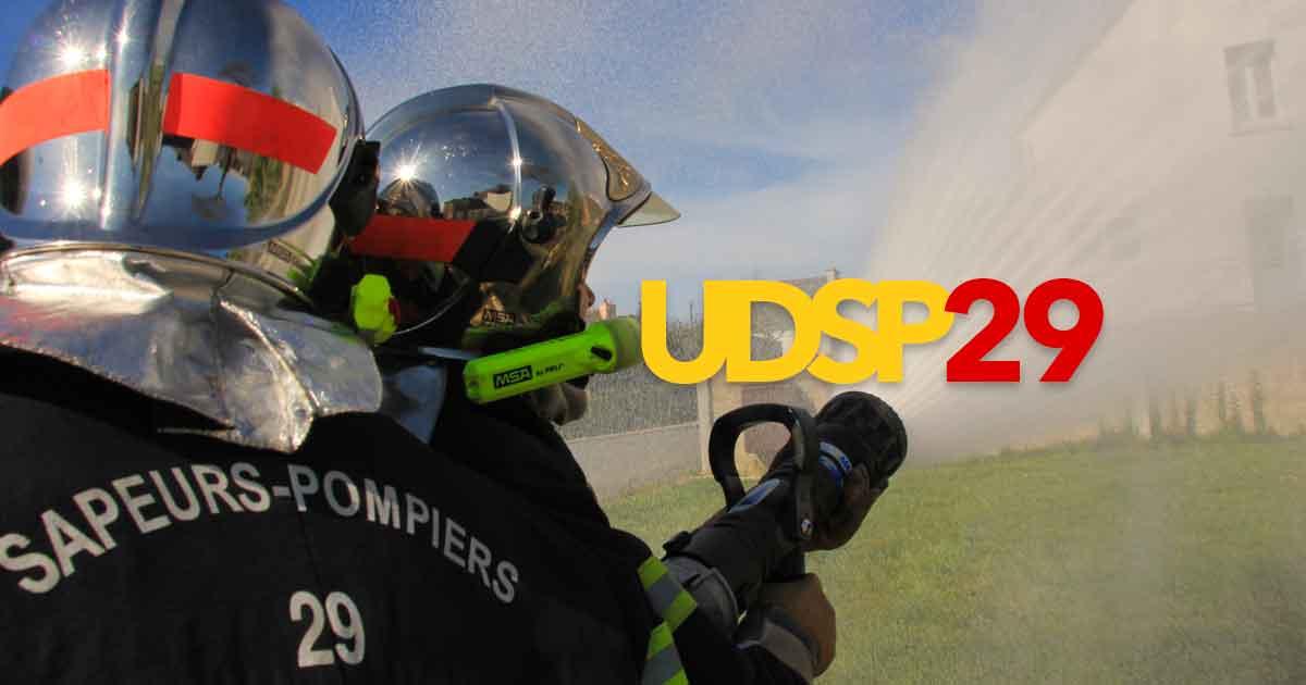 Incendie UDSP 29